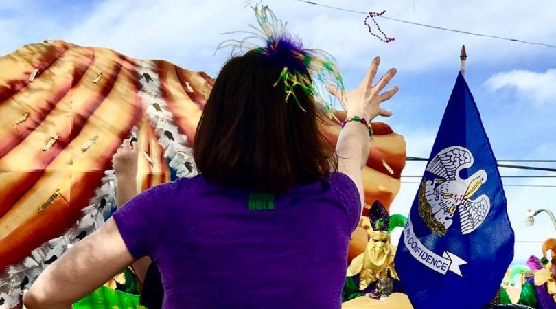 Functional Fitness:  Why CrossFit Prepares You for Mardi Gras