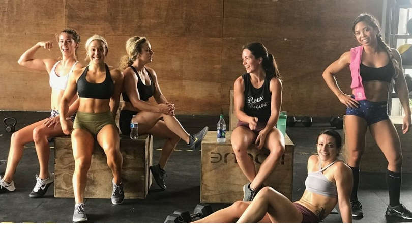 "The CrossFit Woman: Taking the ""Masculine"" Out of Muscle and Owning My Body"