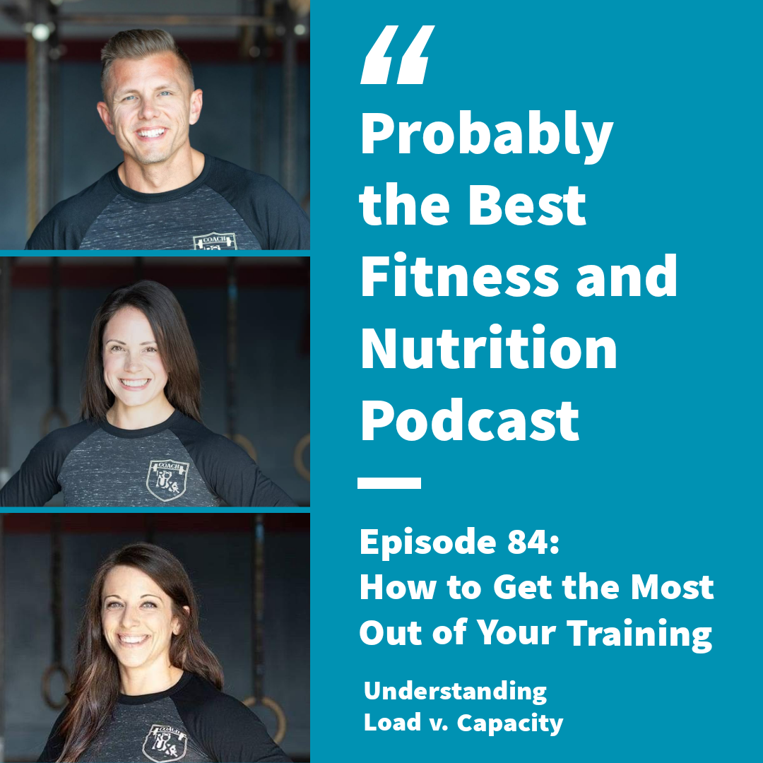 Ep. 84: How to Get the Most Out of Your Training
