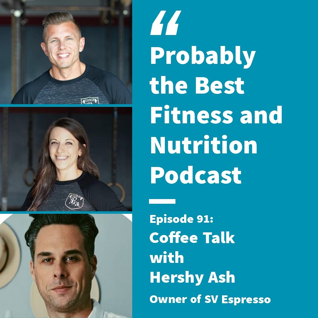 Ep. 91: Coffee Talk with Hershy Ash, Owner of SV Espresso